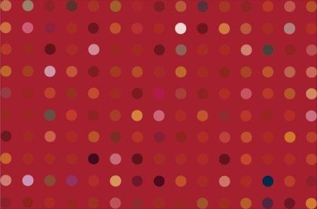 Damien Hirst-Bromphenol Red-2007
