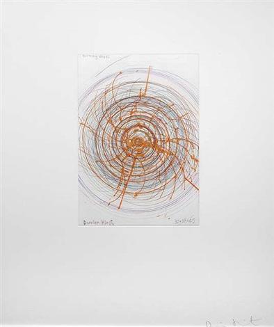 Damien Hirst-Burning Wheel-2002
