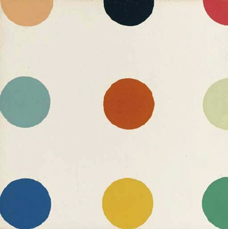 Damien Hirst-Butyric Anhydride-1996