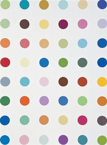Damien Hirst-Chlorogenic Acid-1997