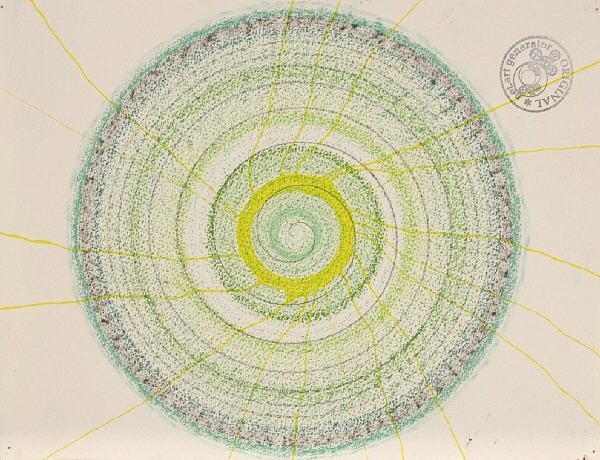 Damien Hirst-Composition-