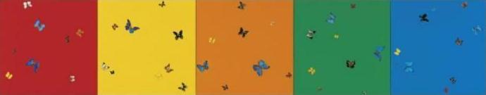 Damien Hirst-D, A, B, D, A-2008