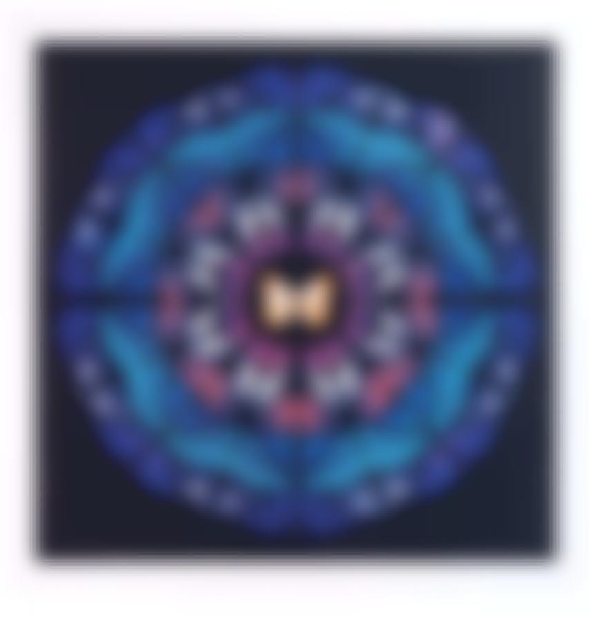 Damien Hirst-Dome, from Sanctum-