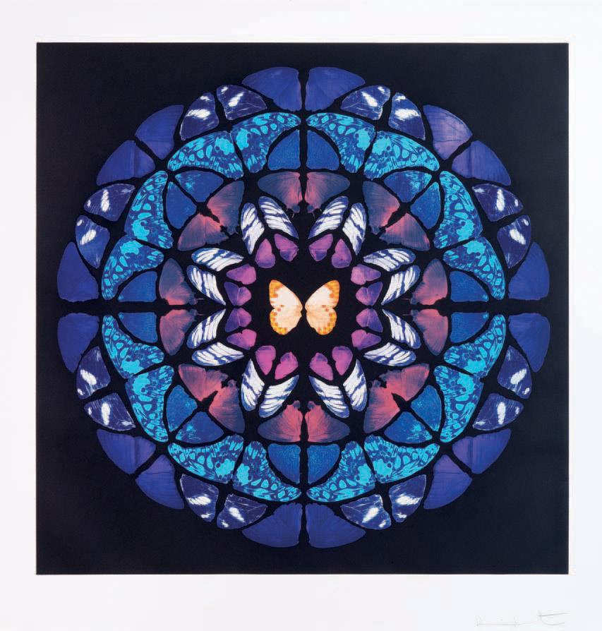 Damien Hirst-Dome, from Sanctum-