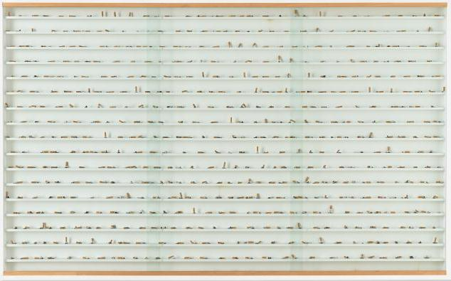 Damien Hirst-Dead Ends Died Out, Examined-1993
