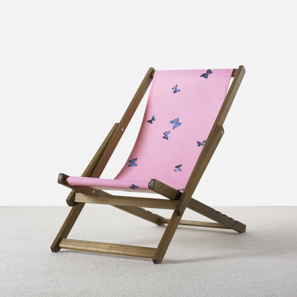 Damien Hirst-Deck Chair-2007