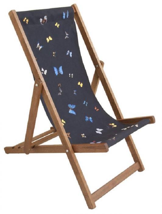 Damien Hirst-Deck Chair (Black)-2008