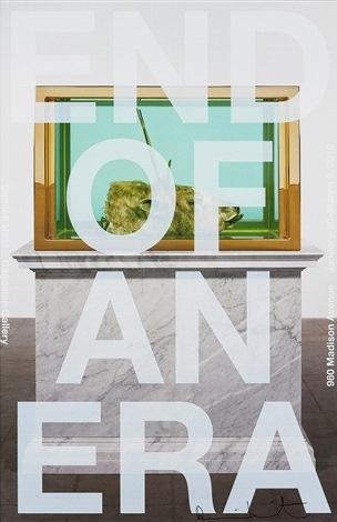 Damien Hirst-End of an Era B Poster-2010