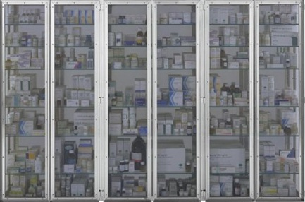 Damien Hirst-End of the Line-2008