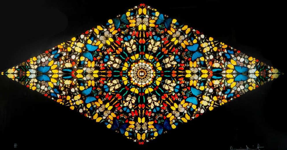 Damien Hirst-Faithless-2006