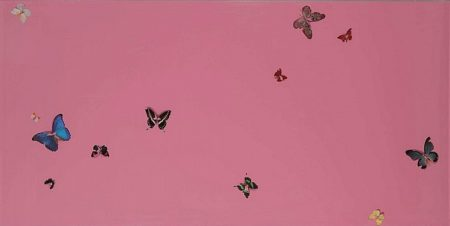 Damien Hirst-Fun Lovin'-2008