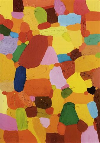 Damien Hirst-Happy Fun-1994