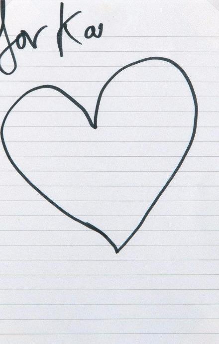 Damien Hirst-Heart-2006