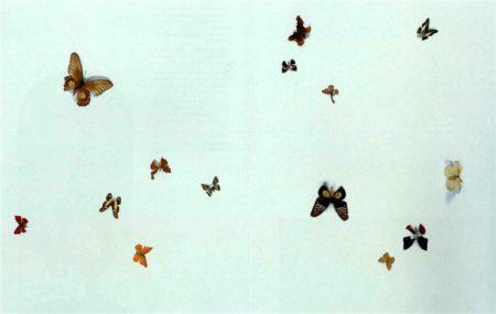 Damien Hirst-Hello Love-1998