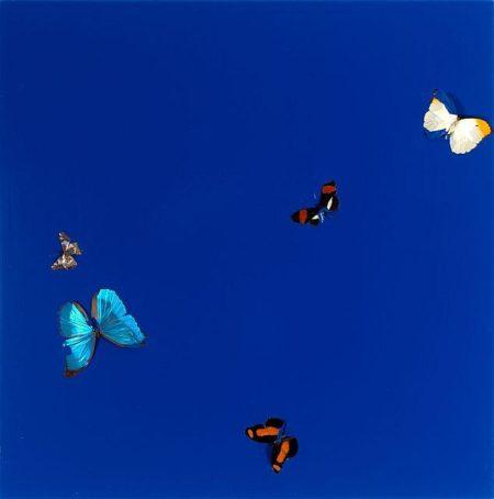 Damien Hirst-I Need Love-2004