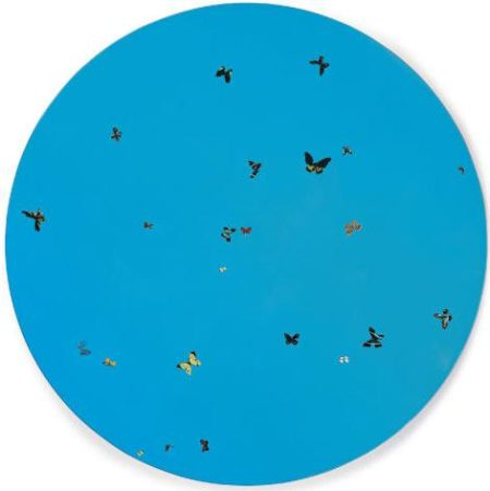 Damien Hirst-I'm in Love for the First Time-1999