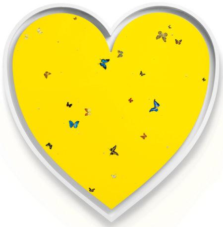 Damien Hirst-In Love-2008