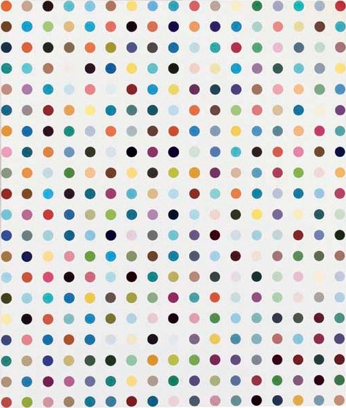 Damien Hirst-Isopropamide Iodide-2006