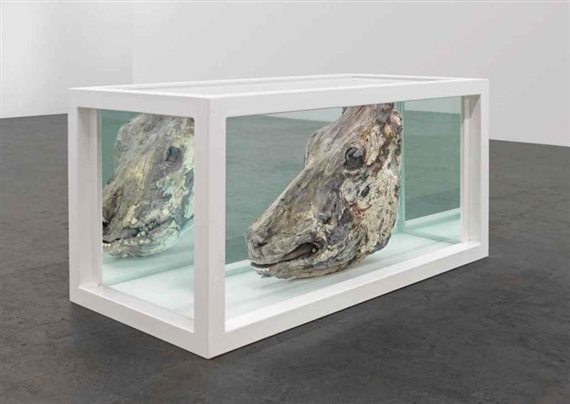Damien Hirst-James the Lesser (The Twelve Disciples)-1994