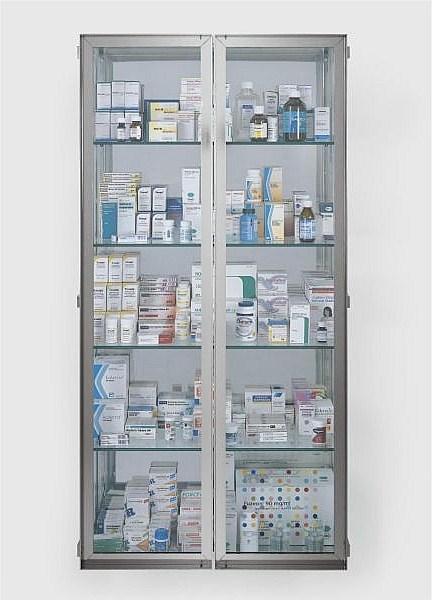 Damien Hirst-Landscape and Memory-2008