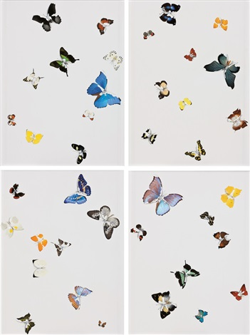 Damien Hirst-Let Us Pray-2007