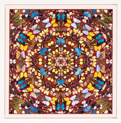 Damien Hirst-Litany-2006