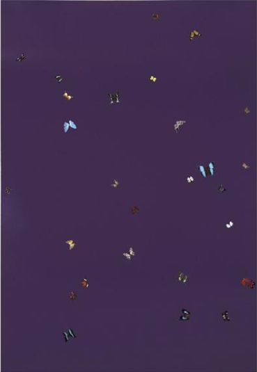 Damien Hirst-Love Affair-2001