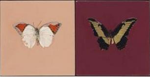 Damien Hirst-Love, Love-2005