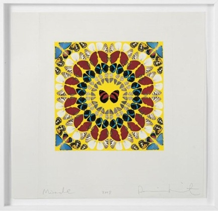 Damien Hirst-Miracle-2008