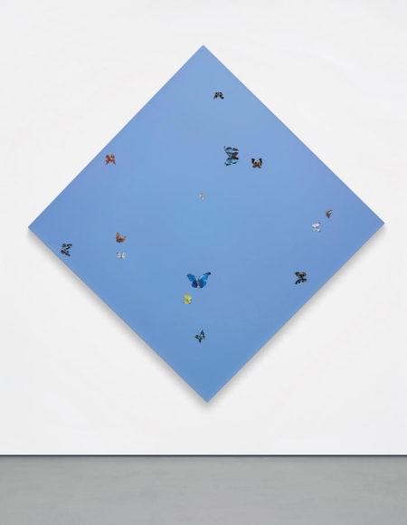 Damien Hirst-Missing the Love-2008