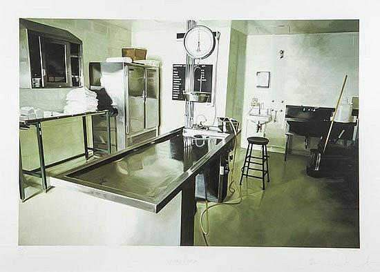 Damien Hirst-Mortuary-2005