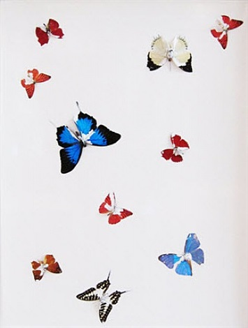 Damien Hirst-My Love is True-2007