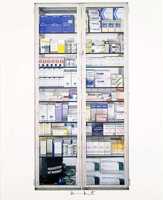 Damien Hirst-My Problem is You-2007
