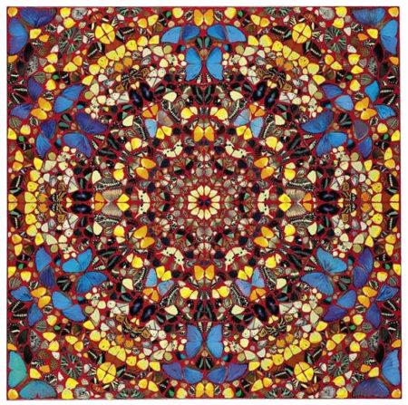 Damien Hirst-Mystic-2006