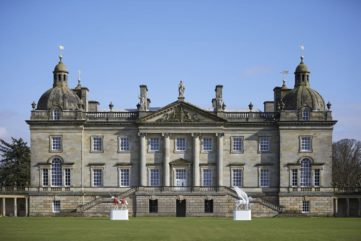 6 Damien Hirst Sculptures to See at his Show at Houghton Hall in Norfolk