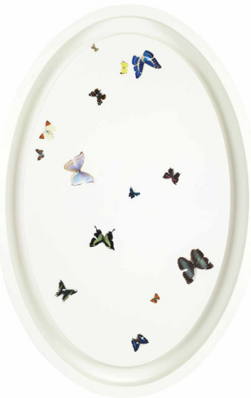 Damien Hirst-Narcissistic Love-2007