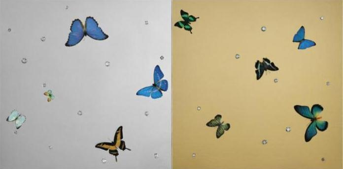 Damien Hirst-New Silver and New Gold-2008