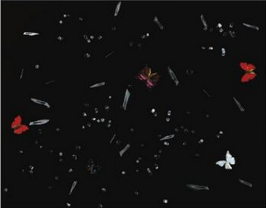 Damien Hirst-No Life-2008
