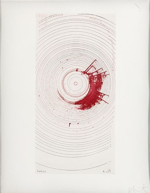 Damien Hirst-Oh My God... and For Those Really Stubborn Stains-2006
