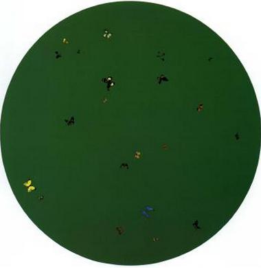 Damien Hirst-Or Love-1999