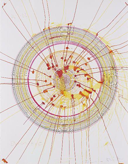 Damien Hirst-Orbital-2002