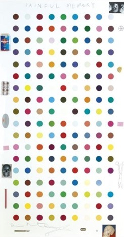 Damien Hirst-Painful Memory-2005