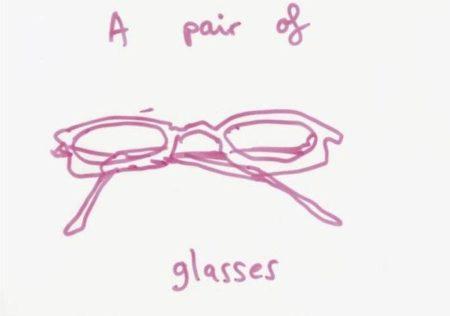 Damien Hirst-Pair of Glasses-2006