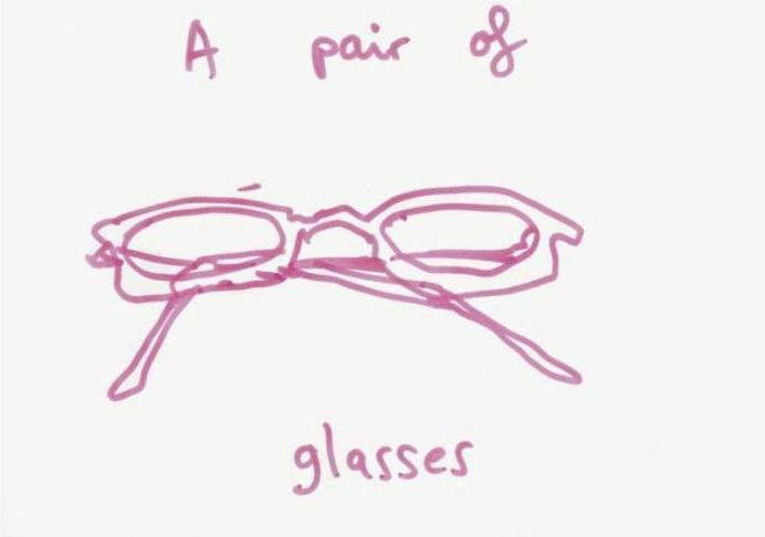 Damien Hirst-Pair of Glasses-2006
