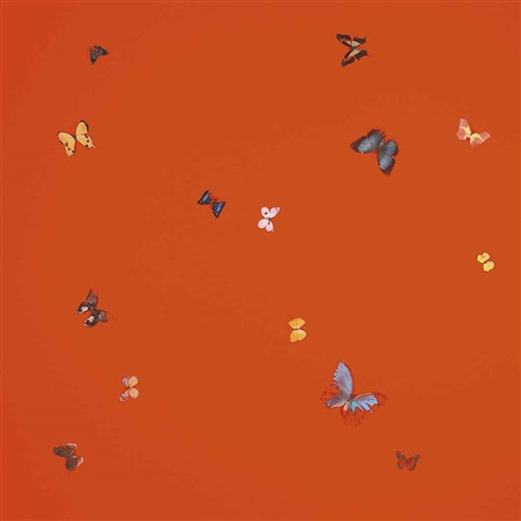 Damien Hirst-Perfect Day-2005