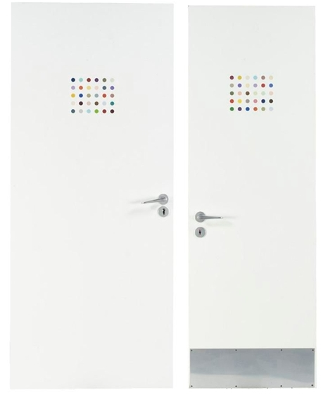 Damien Hirst-Pharmacy Spot Door-1998
