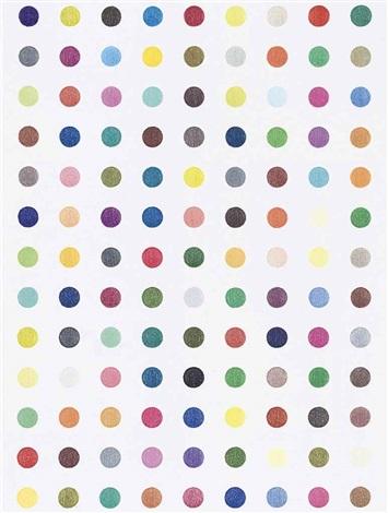 Damien Hirst-Phosphatidylcholine-2005