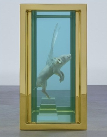 Damien Hirst-Pigs Might Fly-2008