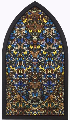 Damien Hirst-Posterity, the Holy Place-2006