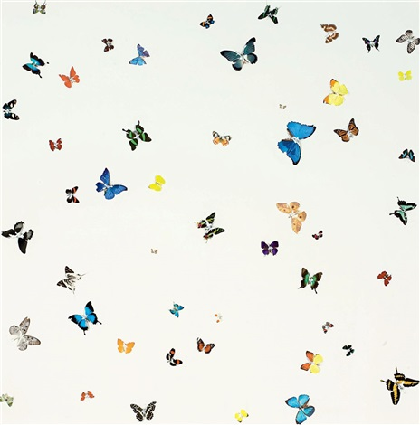 Damien Hirst-Pure as the Driven Snow-2007